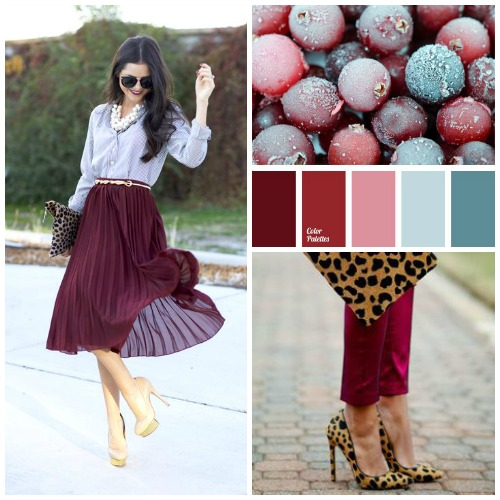 berry collage